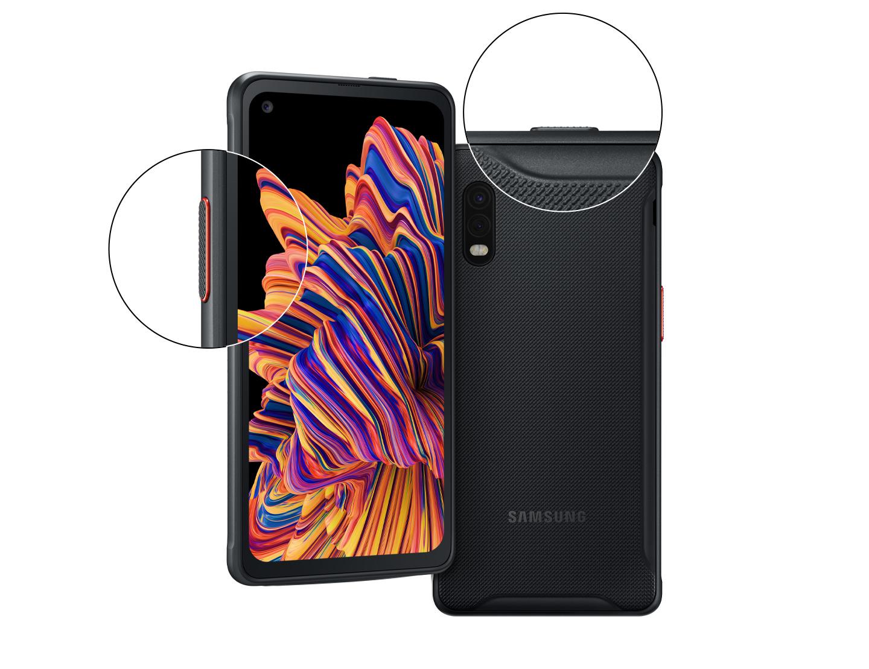 Samsung predstavuje Galaxy XCover Pro: štíhly a odolný smartfón pre profesionálne využitie v náročných podmienkach
