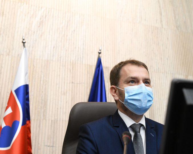"""Pandemické ošetrovné aj zmeny v """"péenkách"""", Matovičova vláda schválila ekonomické opatrenia"""