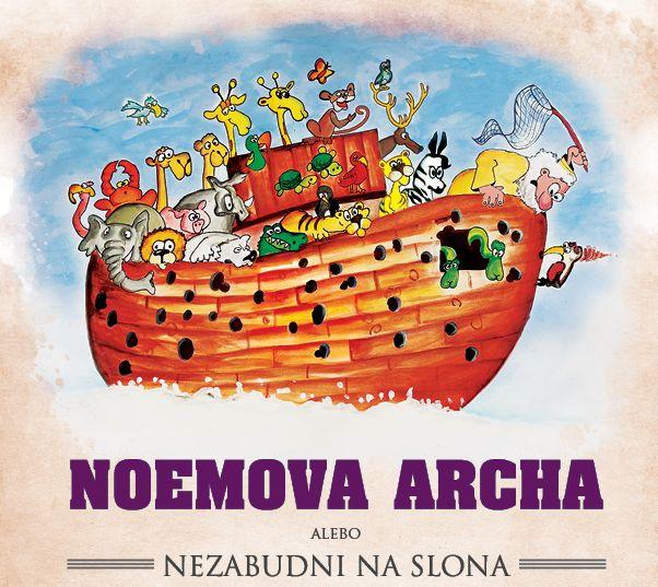 Recenzia: Noemova archa ako bonbónik či kus čokolády nielen pre deti