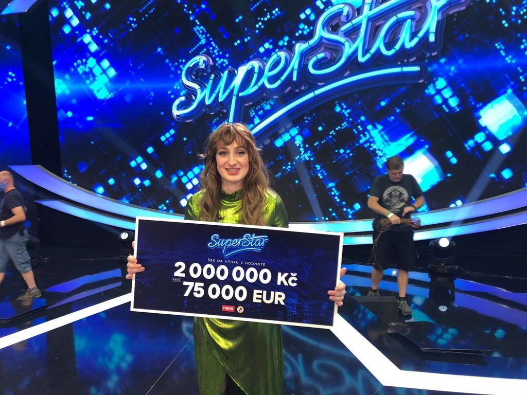 SuperStar 2020: Víťazkou tohto ročníka sa stala Barbora Piešová. Posledným výkon rozplakala porotcov
