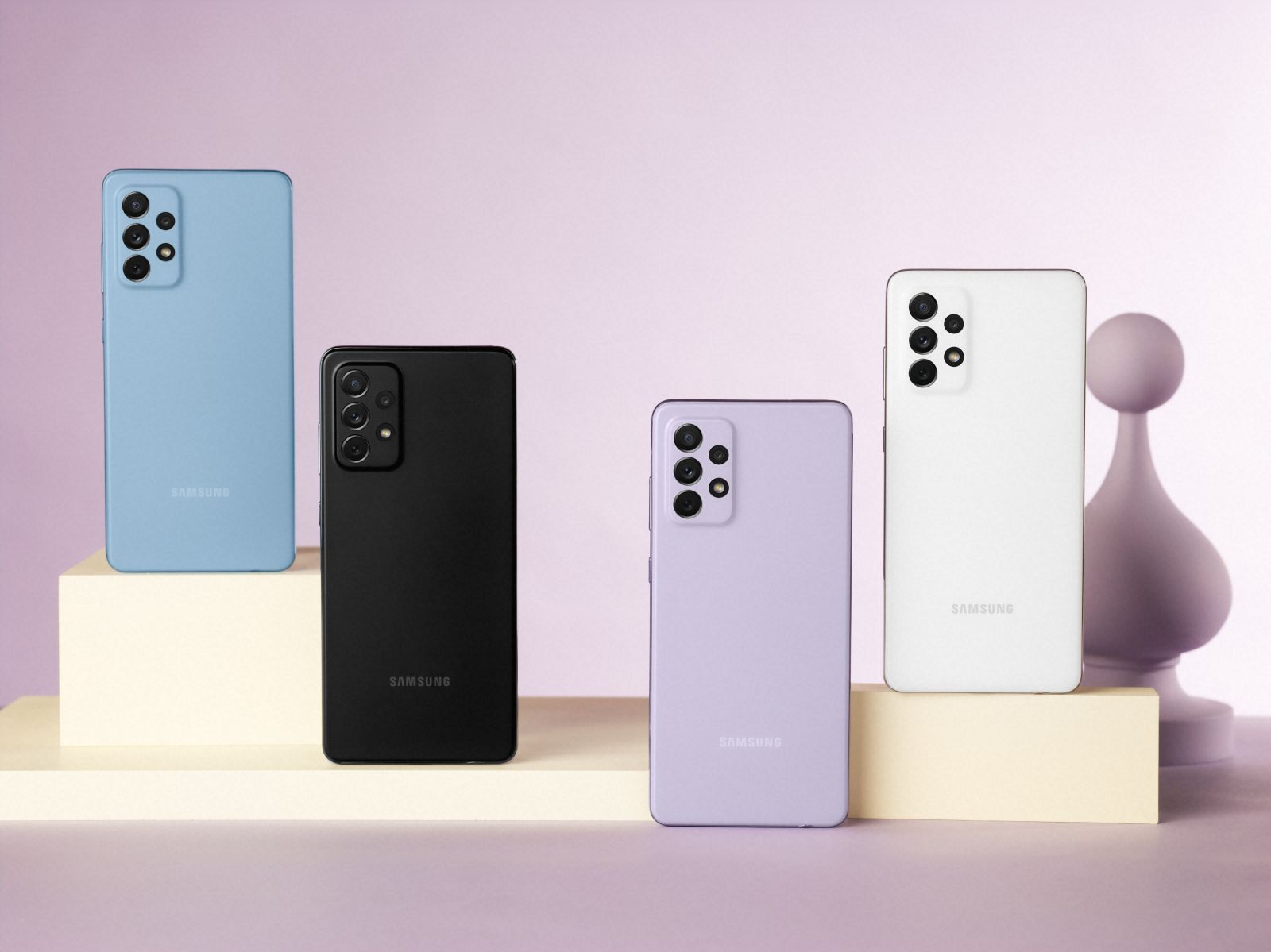 Samsung Galaxy A52, A52 5G a A72 - skvelé nové funkcie a parametre pre každého za výhodné ceny