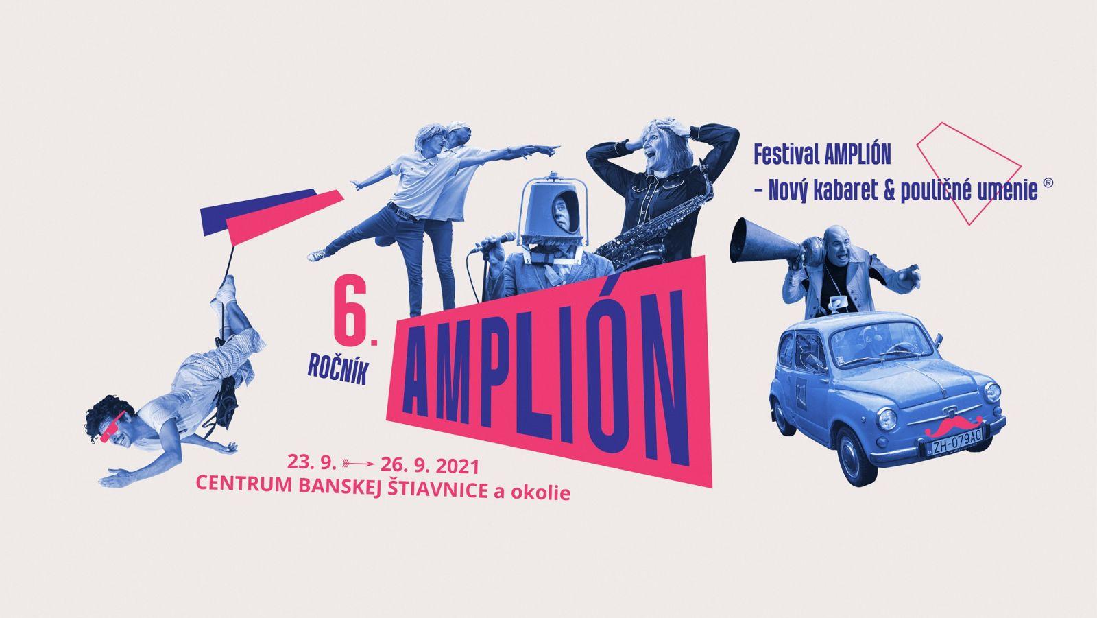 Medzinárodný festival Amplión prináša viacero noviniek