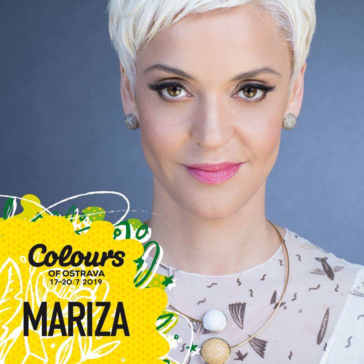Colours of Ostrava 2019: Kráľovná fado Mariza sa po štrnástich rokoch vráti do Ostravy