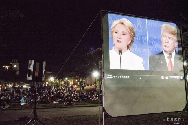 89727df34 Online: Prezidentské voľby v USA - Clintonová alebo Trump? V USA volia  prezidenta
