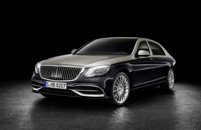 Mercedes-Maybach Triedy