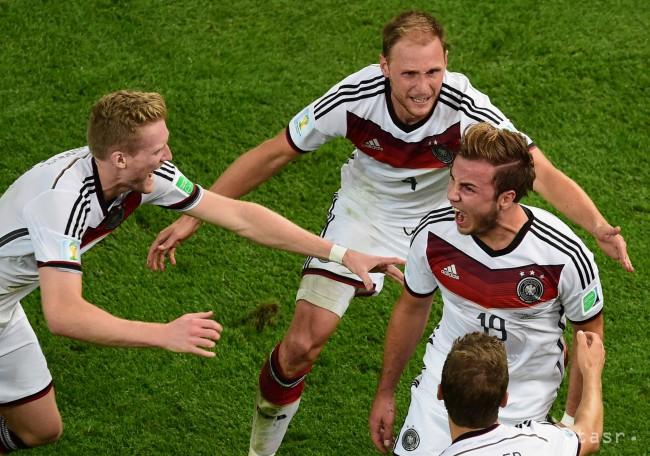 7ec8d5b79413f MS vo futbale 2014: Nemecko je svetovým šampiónom, porazilo Argentínu 1:0 -  24hod.sk