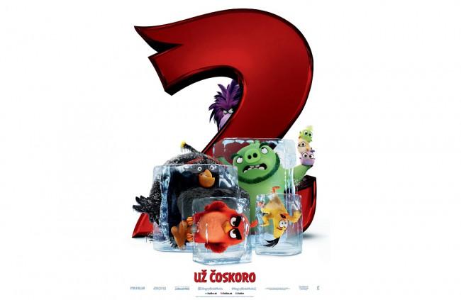 Angry Birds vo filme sú späť! Pozrite si prvý trailer
