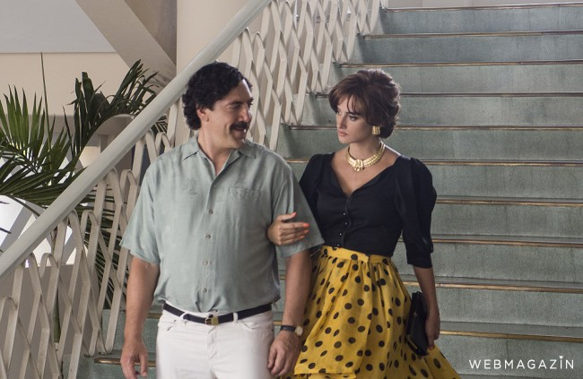 Video: Príbeh zločinca Pabla Escobara v novom filme rozpráva jeho milenka