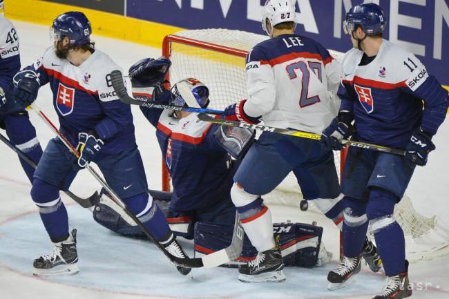 Ms V Hokeji 2017 Slovensko Usa 16 Online 24hodsk