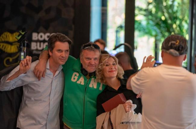 Záber z filmu Casino.sk