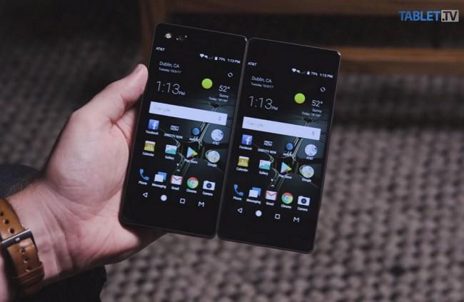 Počuli ste už o smartfóne, ktorý sa otvára ako kniha?