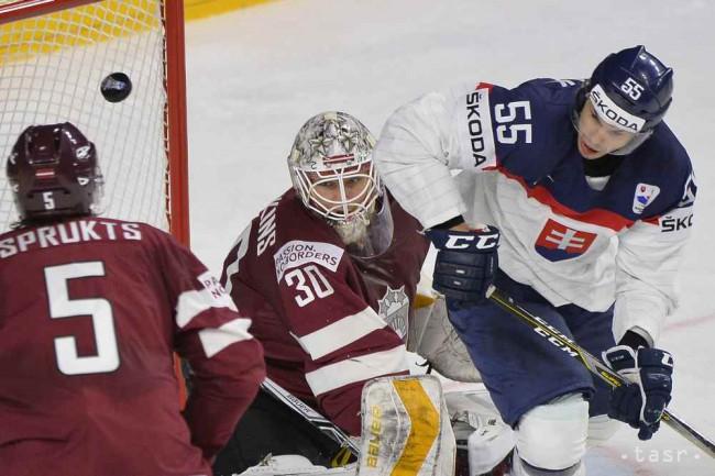 Ms V Hokeji 2017 Lotyšsko Slovensko Online 24hodsk