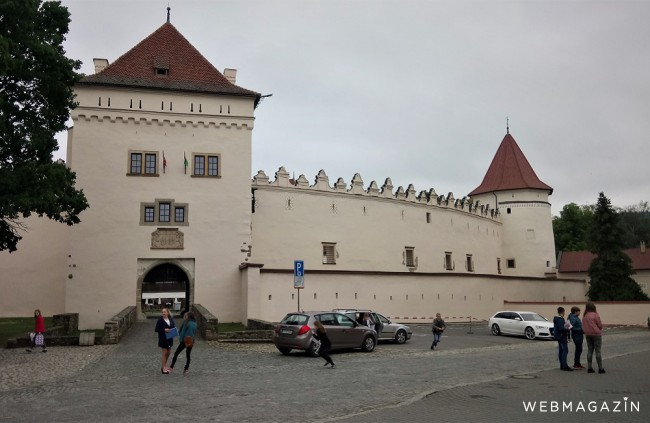 Kežmarský hrad patrí k najzachovalejším hradom Spiša.