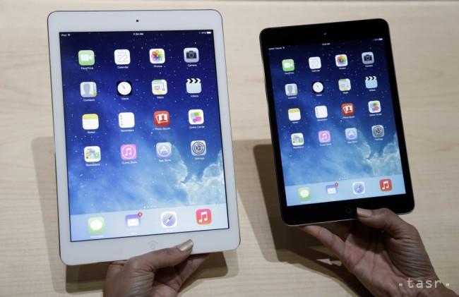 Apple predstavil nový tablet Pad Air