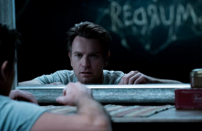 Záber z filmu Doktor spánok.