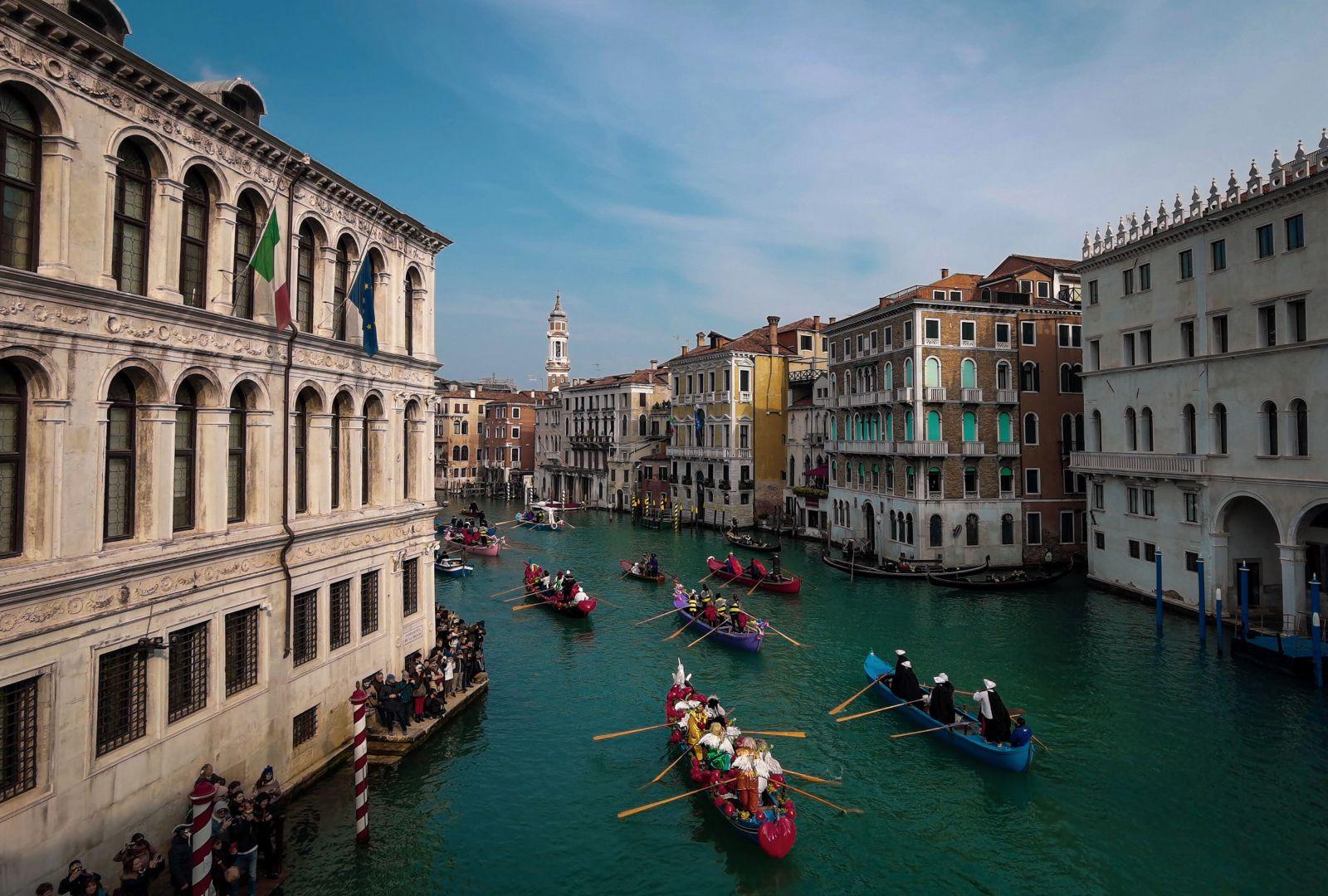 TOP fotomobil Huawei ukázal, čo dokáže: Takto vyzerajú Benátky objektívom Mate 30 Pro