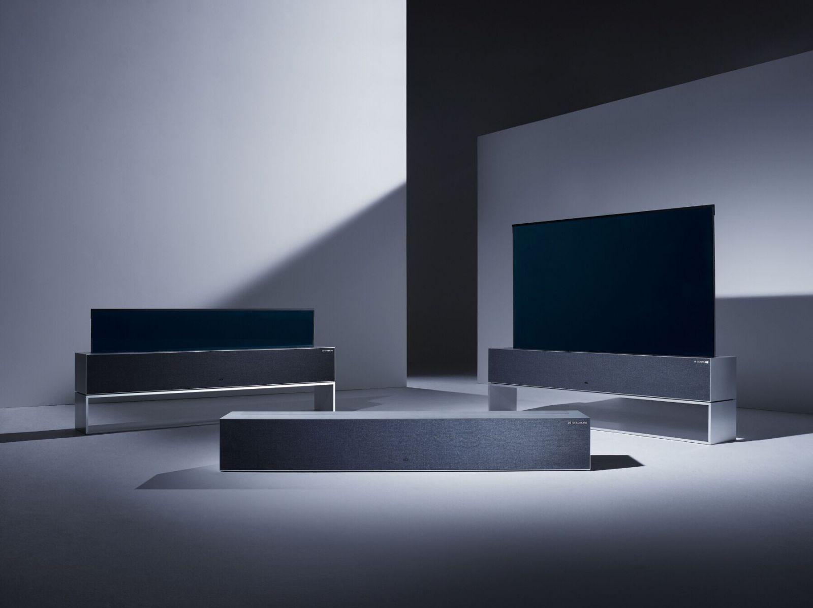 LG predstavuje TV budúcnosti: Prvý OLED televízor s ohybnou obrazovkou