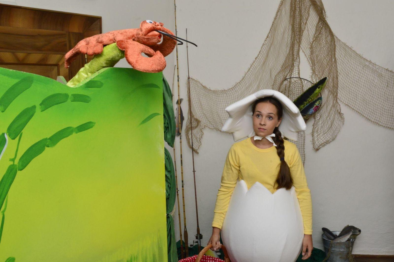 Rozprávkový zámok: Po Bojnickom zámku putuje odvážne vajce, deti učí o sile priateľstva