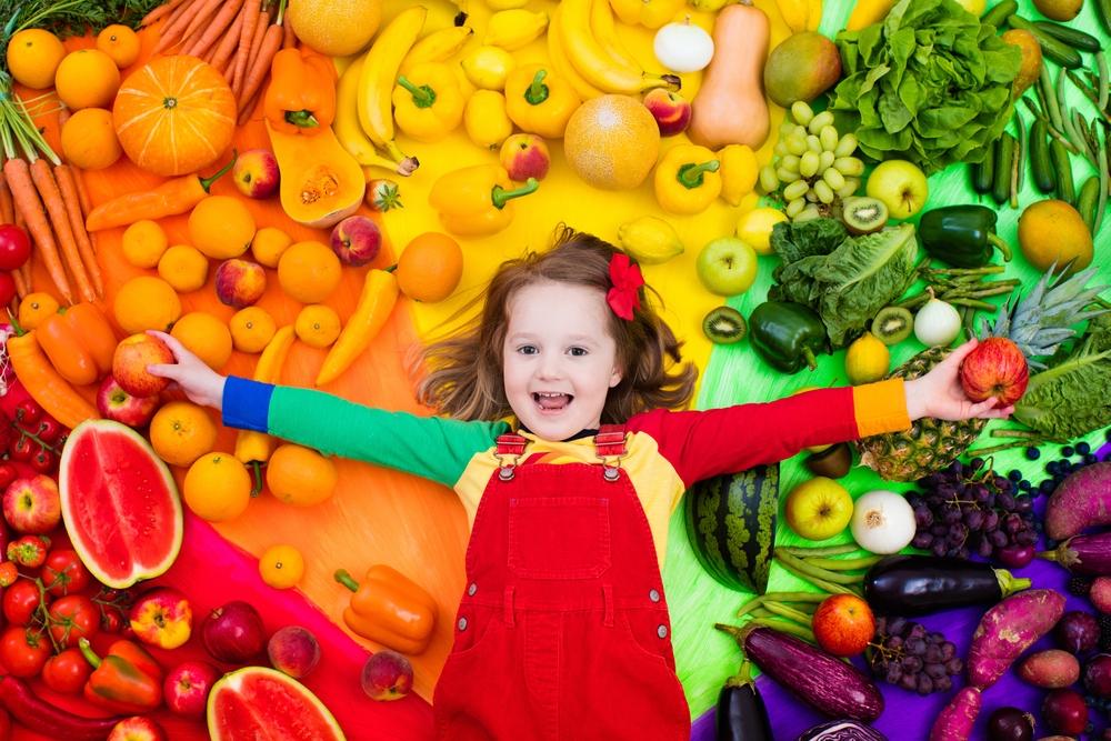 Ktoré vitamíny alebo minerály dieťa potrebuje?