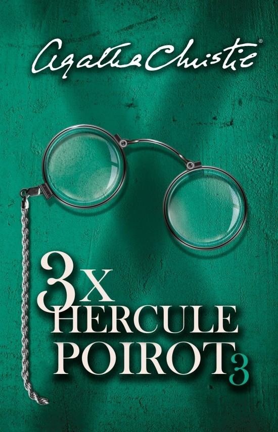 Geniálny Hercule Poirot v troch príbehoch
