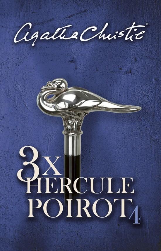 Hercule Poirot. 3 príbehy s geniálnym detektívom