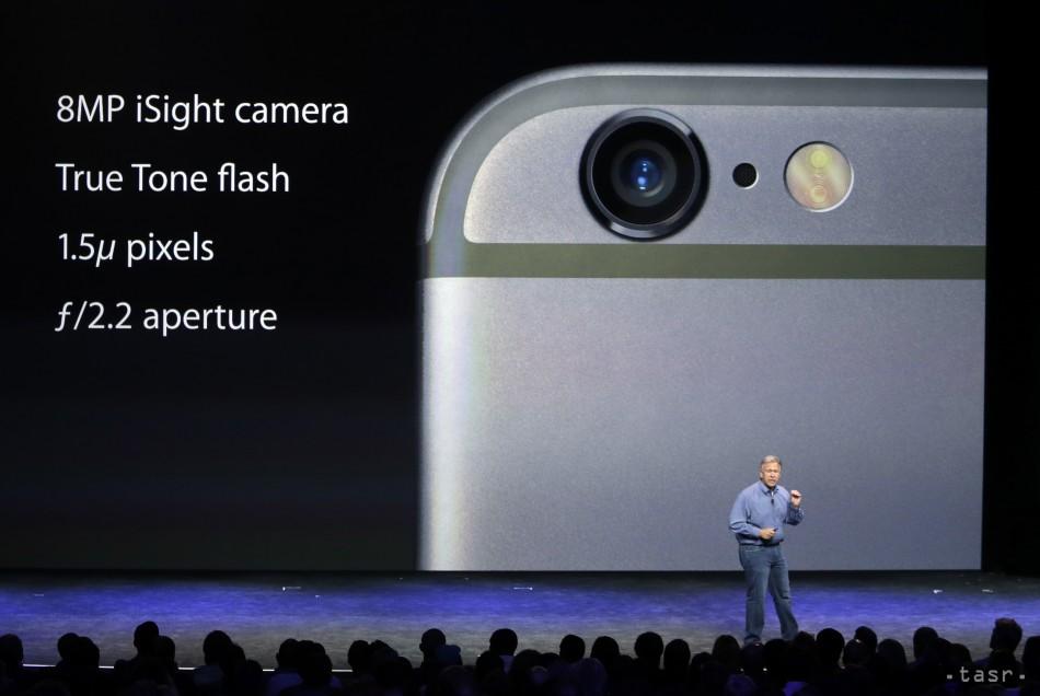Nový iPhon 6