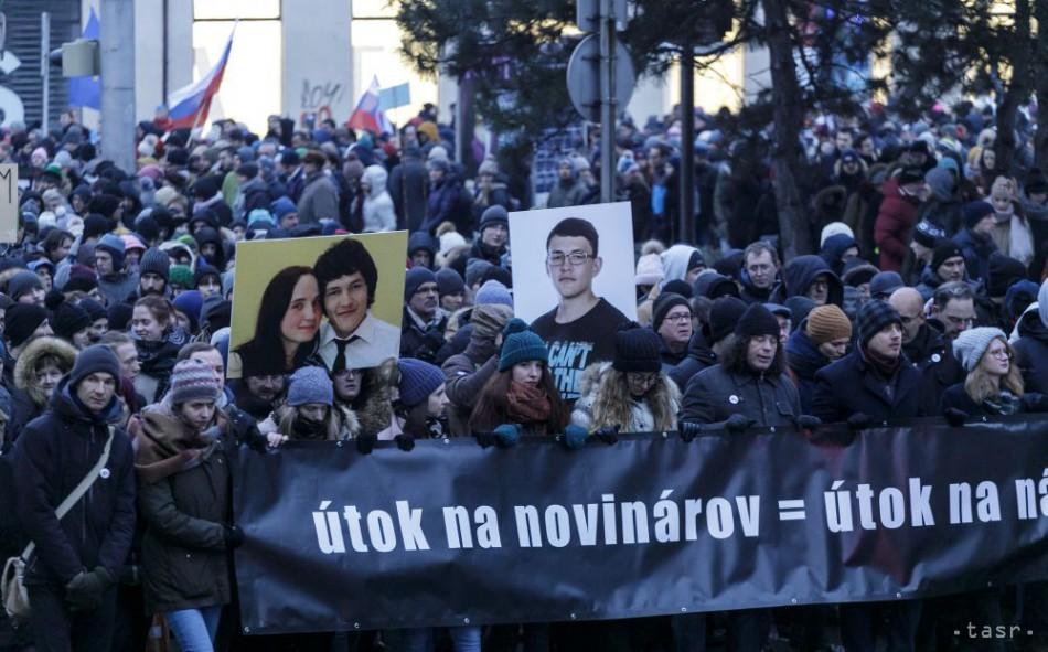 4435df83c Postavme sa za slušné Slovensko! Pochody chystajú na piatok po celom  Slovensku - prehľad miest
