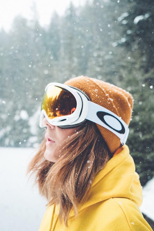 lyžiarskych okuliarov