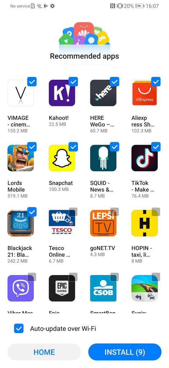 Kompletný zoznam slovenských aplikácii, ktoré nájdete v Huawei AppGallery