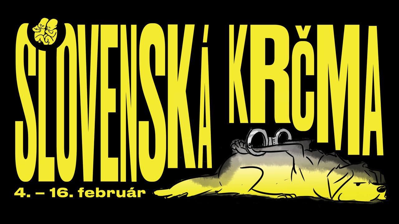 Takmer 100 krčiem na celom Slovensku privíta vyše 130 kapiel a umelcov v rámci antifašistického festivalu Slovenská krčma