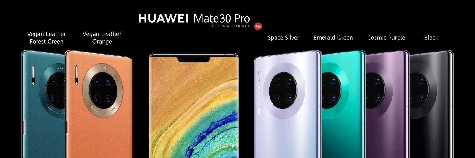 Huawei Mate 30 Pro je novým kráľom rebríčka DxOMark
