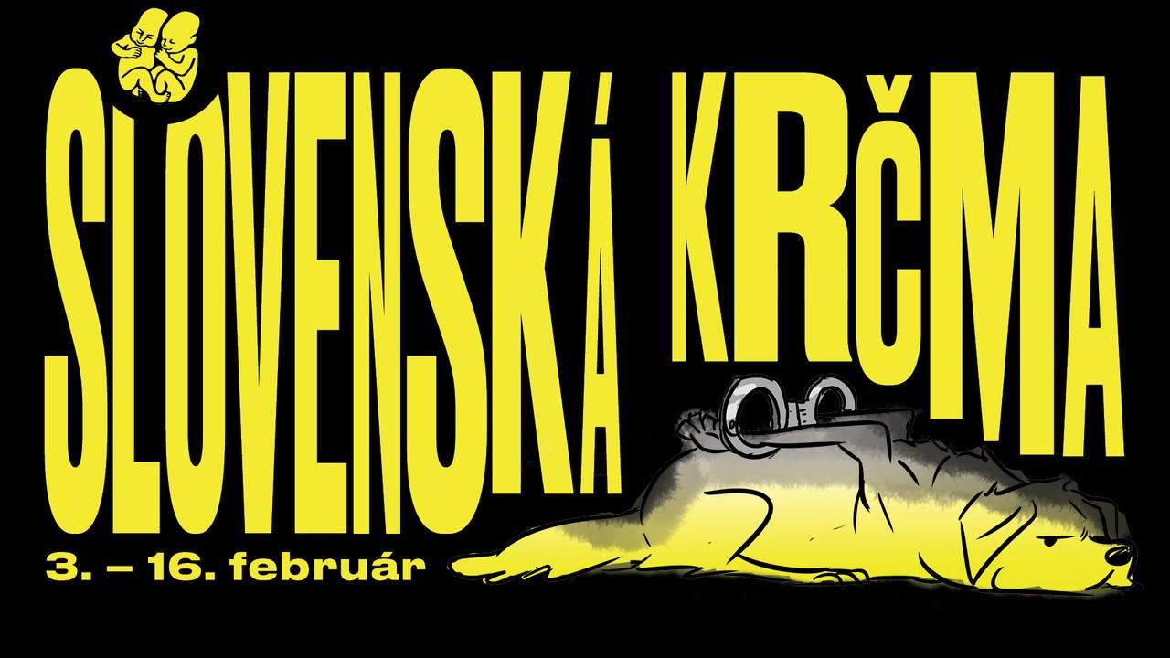 Antirasistický festival Slovenská krčma si môžete v piatok večer pozrieť vďaka unikátnemu livestreamu z 15 krčiem na Slovensku