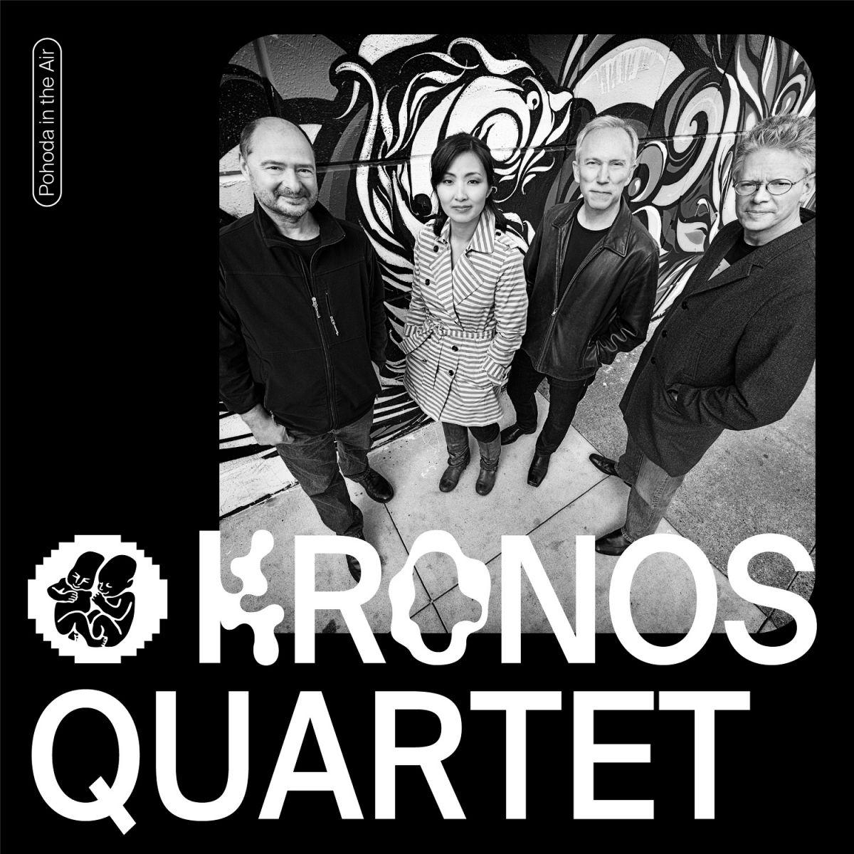Kronos Quartet, Marina Satti & Fonés, Donny Benét, Liraz, Shht, Bazzookas, Space Lady a Crack Cloud na Pohoda in The Air