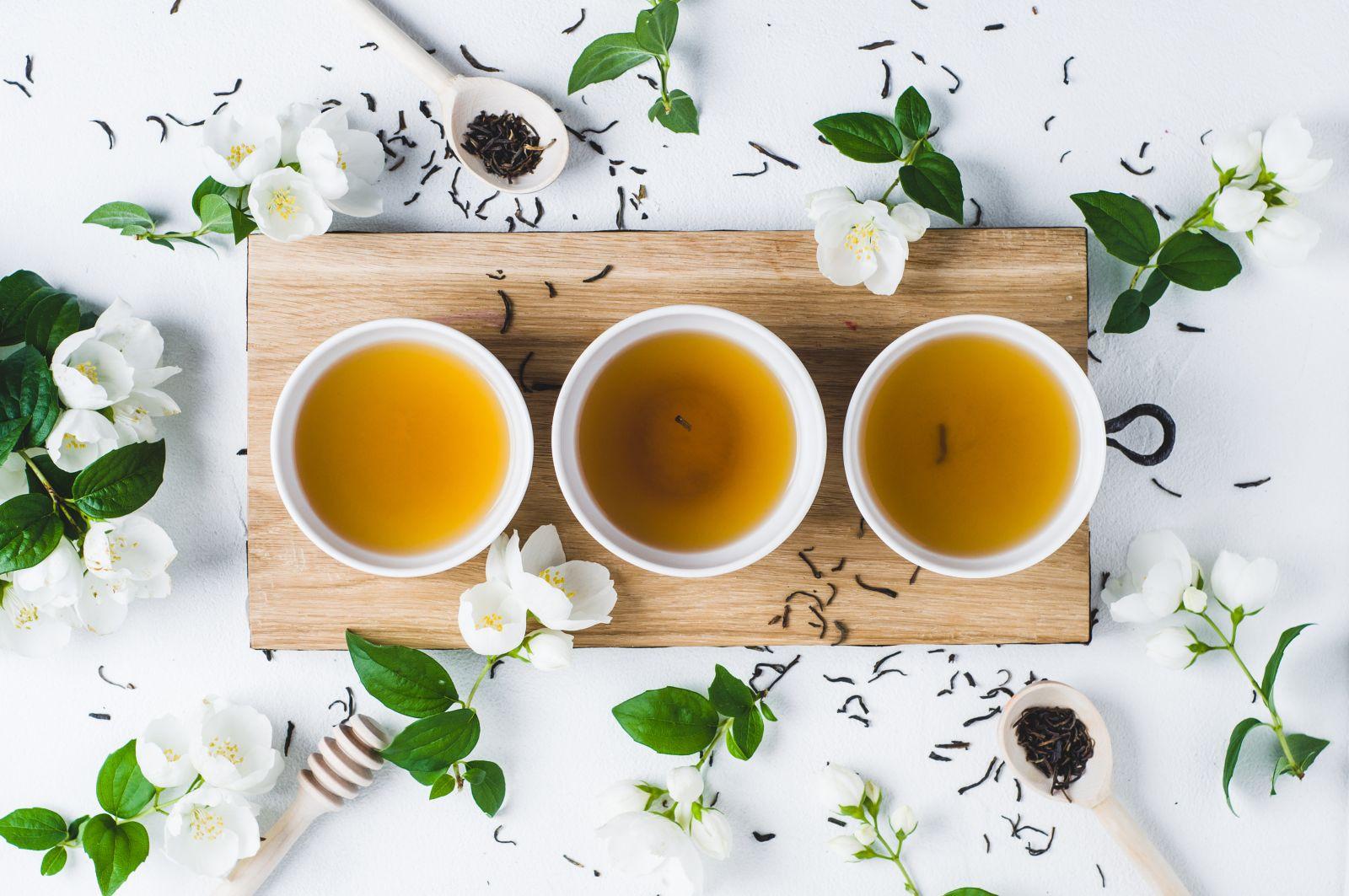 Krásne voňavý a liečivý Jazmínový čaj, aké má vlastnosti?