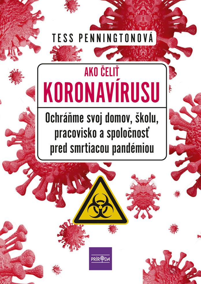 Táto kniha vám poradí, ako čeliť koronavírusu!