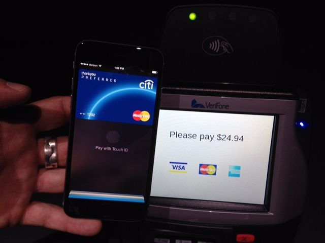 MasterCard spolupracuje s Apple na systéme Apple Pay