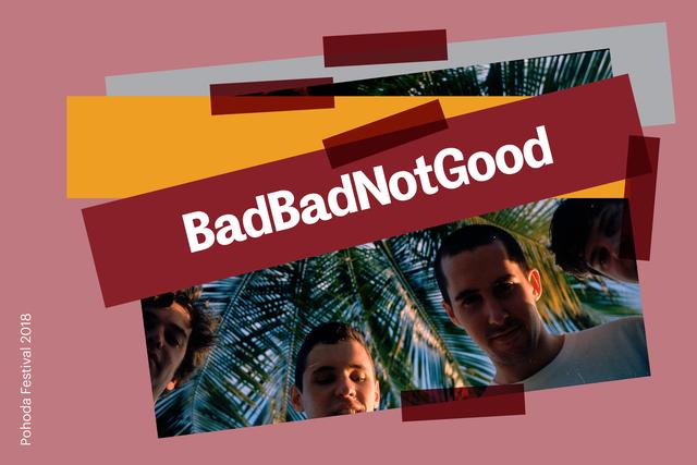 Pohoda 2018: Ďalšími menami sú shoegazeová legenda Ride a kapela BadBadNotGood.