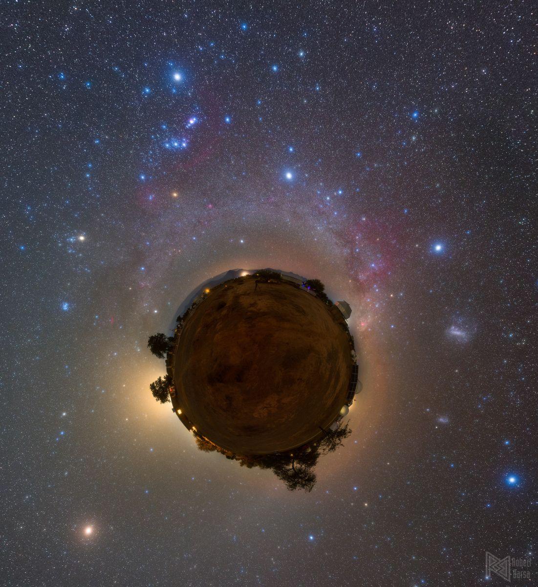 Foto: Dnešná snímka dňa NASA ma opäť slovenského autora
