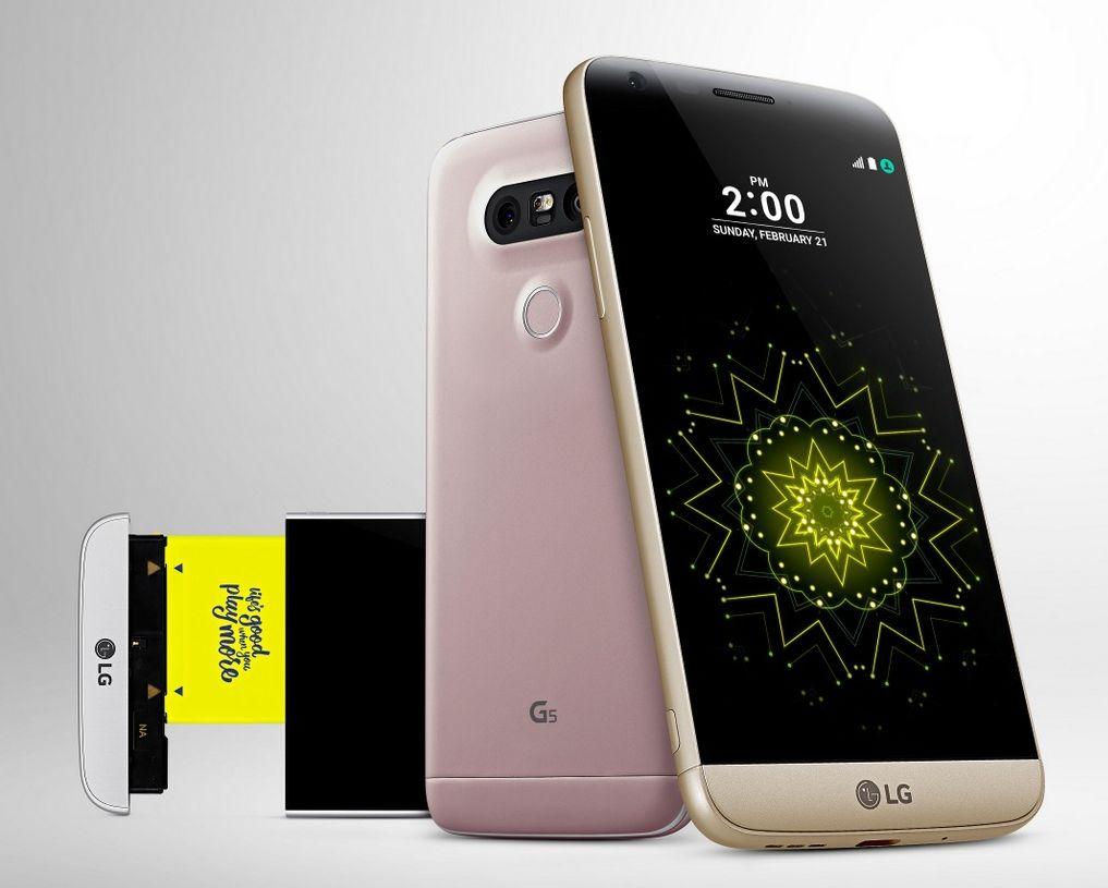 LG dnes predstavila svoj prvý a jedinečný modulárny smartfón so skvelým dizajnom: LG G5