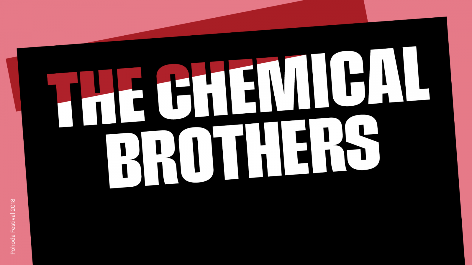 The Chemical Brothers na Pohode 2018