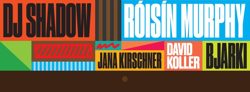 Pohoda 2016: Róisín Murphy, DJ Shadow, Jana Kirschner, David Koller Red Bull Music Academy a ďalšie novinky