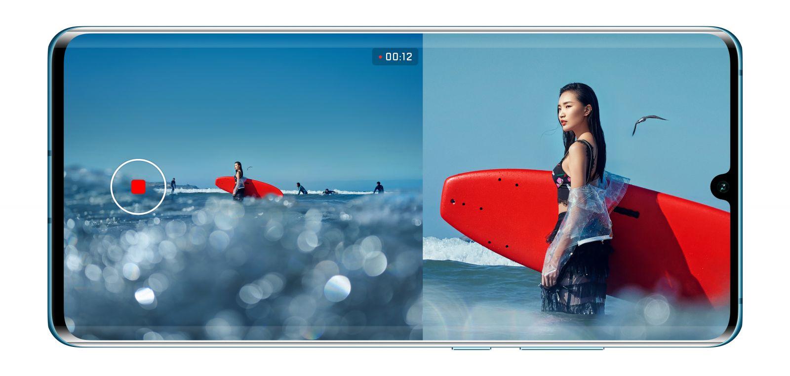 Huawei P30 a P30 Pro na Slovensku dostávajú najnovšiu aktualizáciu s Dual View