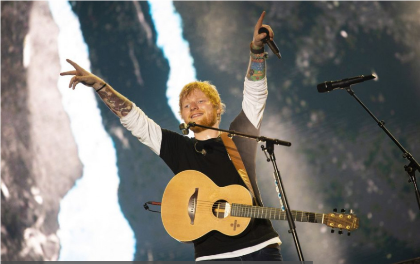 Spevák Ed Sheeran oznámil vydanie nového singla Bad Habits