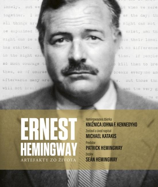 Unikátna kniha o Ernestovi Hemingwayovi
