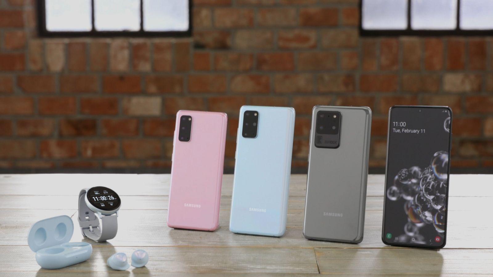 Samsung Galaxy S20: Iný spôsob, ako zažiť svet
