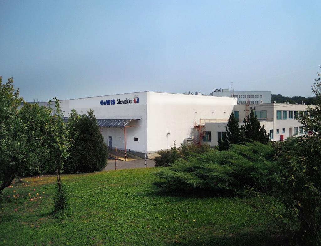 GeWIS Slovakia plánuje v Prievidzi rozšíriť výrobu, vznikne 100 nových pracovných miest