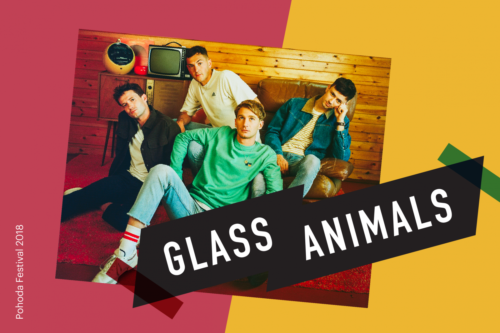 Glass Animals na Pohode 2018
