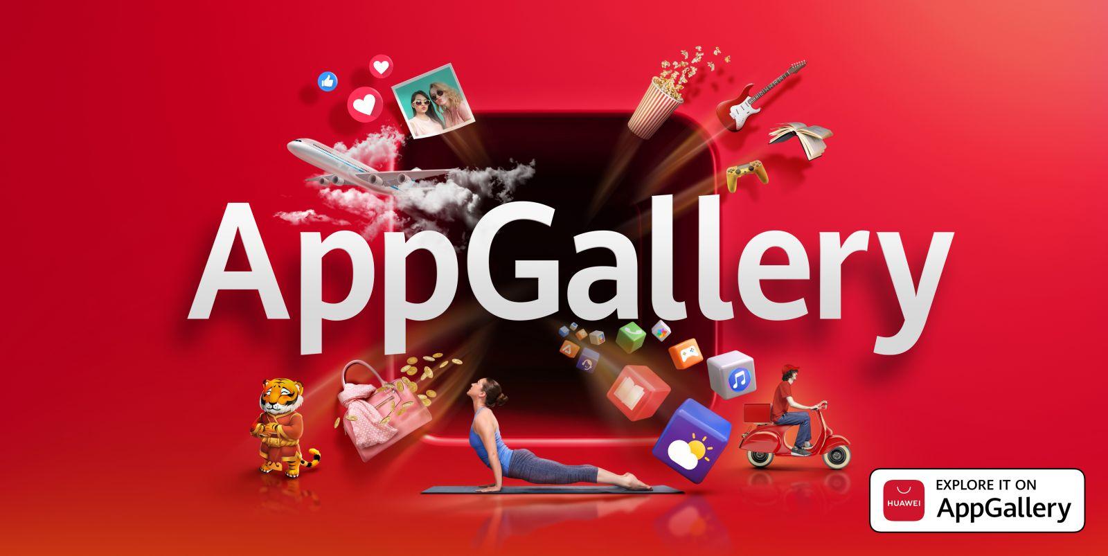 Huawei spúšťa v AppGallery letný festival aplikácií, za ich stiahnutie rozdáva množstvo cien