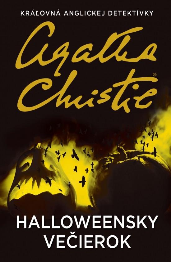 Agatha Christie a Halloweensky večierok