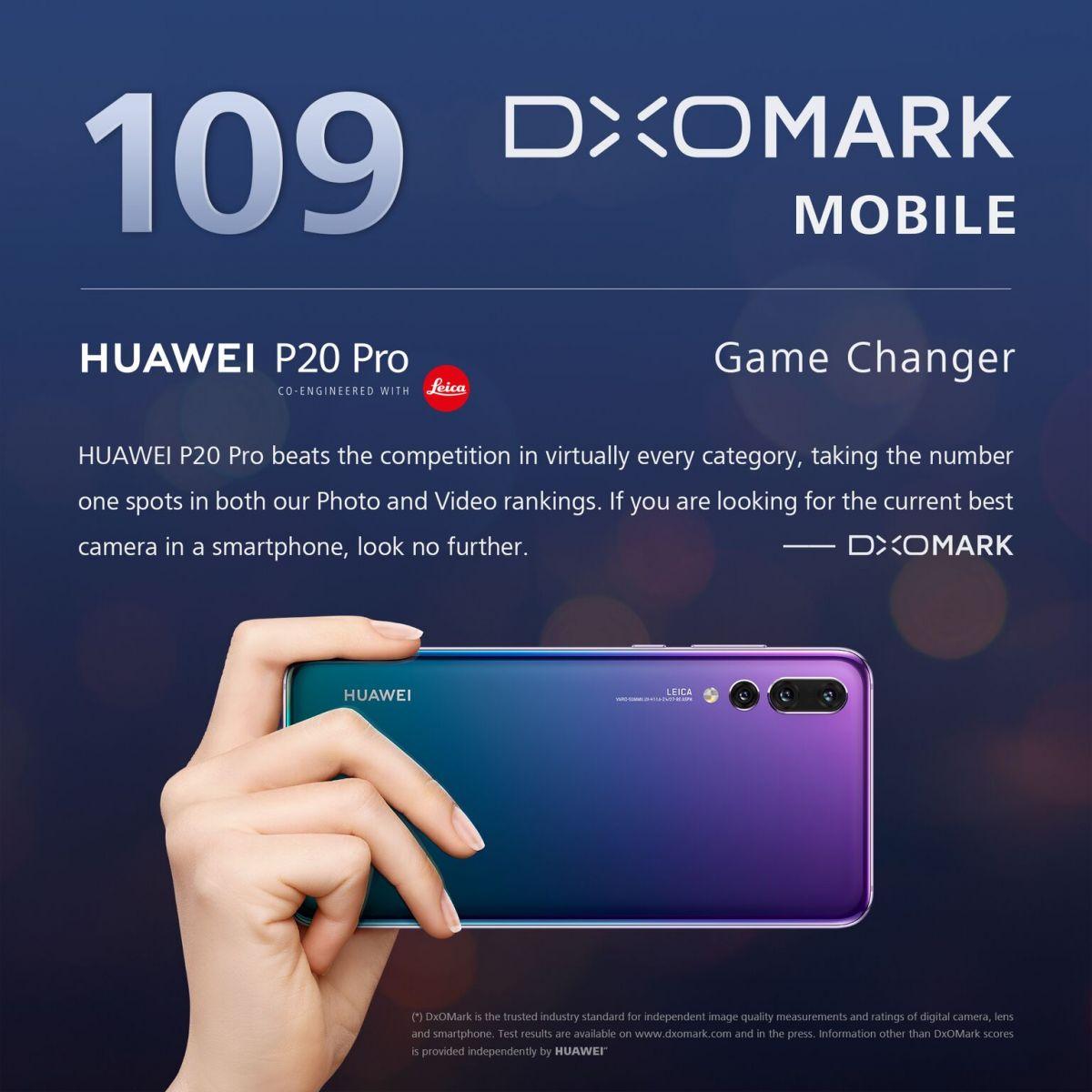 Huawei P20 Pro a Huawei P20